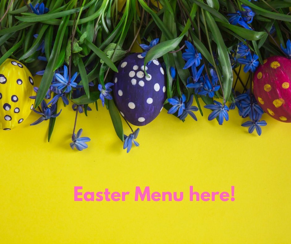 Easter Sunday is nearly here!