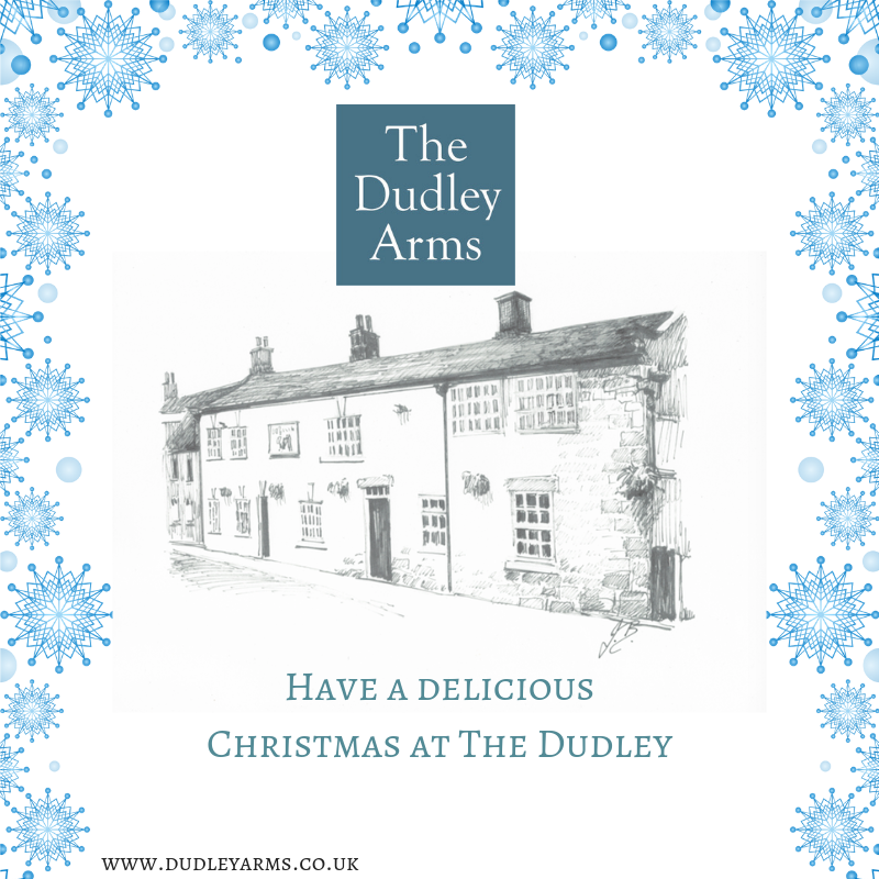 Christmas fun at The Dudley Arms